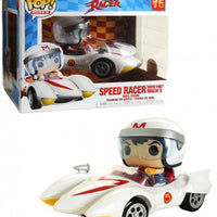 Pop Rides 3.75 Inch Action Figure Speed Racer - Speed Racer #75