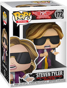 Pop Rocks Aerosmith 3.75 Inch Action Figure - Steven Tyler #172
