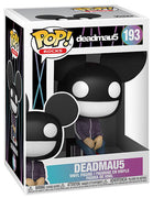 Pop Rocks Deadmau5 3.75 Inch Action Figure - Deadmau5 #193