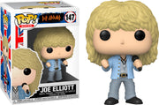 Pop Rocks 3.75 Inch Action Figure Def Leppard - Joe Elliott #147