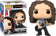 Pop Rocks 3.75 Inch Action Figure Def Leppard - Vivian Campbell #151