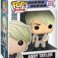 Pop Rocks 3.75 Inch Action Figure Duran Duran - Andy Taylor #127