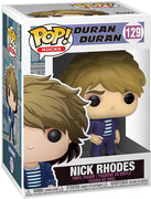 Pop Rocks 3.75 Inch Action Figure Duran Duran - Nick Rhodes #129
