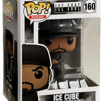 Pop Rocks 3.75 Inch Action Figure Ice Cube - Ice Cube #160