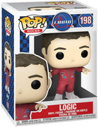 Pop Rocks Logic 3.75 Inch Action Figure - Logic #198