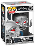 Pop Rocks 3.75 Inch Action Figure Motorhead - Warpig #163