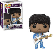 Pop Rocks 3.75 Inch Action Figure Prince - Prince #80