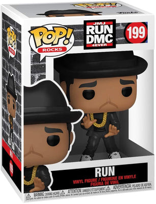 Pop Rocks Run DMC 3.75 Inch Action Figure - Run #199