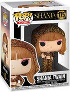 Pop Rocks Shania 3.75 Inch Action Figure - Shania Twain #175