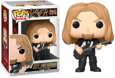 Pop Rocks Slayer 3.75 Inch Action Figure - Jeff Hanneman #155