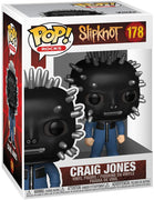 Pop Rocks Slipknot 3.75 Inch Action Figure - Craig Jones #178