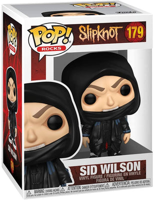 Pop Rocks Slipknot 3.75 Inch Action Figure - Sid Wilson #179