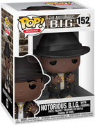 Pop Rocks 3.75 Inch Action Figure The Notorious B.I.G - Notorious B.I.G with Fedora #152