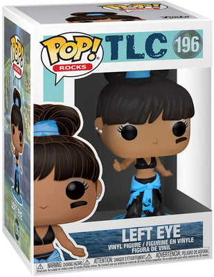 Pop Rocks TLC 3.75 Inch Action Figure - Left Eye #196