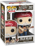 Pop Rocks Willie Nelson 3.75 Inch Action Figure - Willie Nelson #202