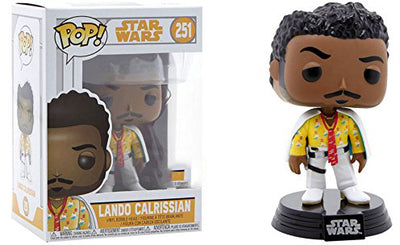 Pop Star Wars 3.75 Inch Action Figure - Lando Calrissian #251 Exclusive