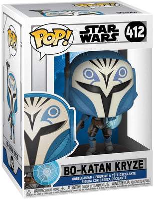 Pop Star Wars Clone Wars 3.75 Inch Action Figure - Bo-Katan Kryze #412
