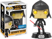 Pop Star Wars 3.75 Inch Action Figure Rebels - Seventh Sister #167 Exclusive