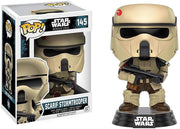 Pop Star Wars Rogue One 3.75 Inch Action Figure - Scarif Stormtrooper #145