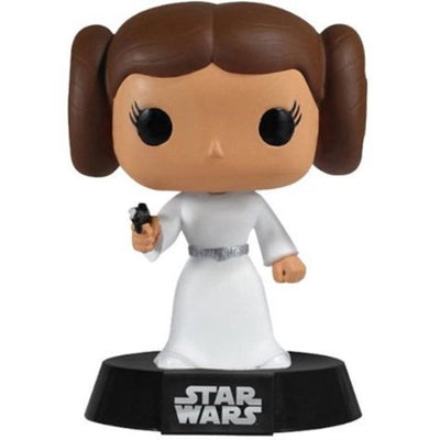 Pop Star Wars 3.75 Inch Action Figure Star Wars - Princess Leia #04