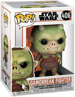 Pop Star Wars The Mandalorian 3.75 Inch Action Figure - Gamorrean Fighter #406