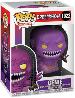 Pop Television Creepshow 3.75 Inch Action Figure - Genie #1022