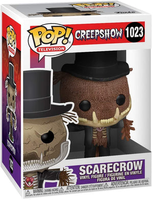Pop Television Creepshow 3.75 Inch Action Figure - Scarecrow #1023