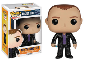 Pop Television 3.75 Inch Action Figure Doctor Who - Ninth Doctor #294