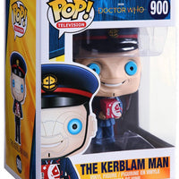 Pop Television 3.75 Inch Action Figure Doctor Who - The Kerblam Man #900