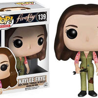 Pop Television 3.75 Inch Action Figure Firefly - Kaylee Frye #139