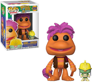Pop Television 3.75 Inch Action Figure Fraggle Rock - Gobo with Doozer #518