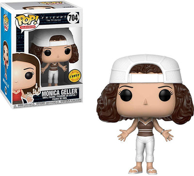 Pop Television 3.75 Inch Action Figure Friends - Monica Geller #704 Chase