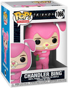 Pop Television Friends 3.75 Inch Action Figure - Chandler Bing as Bunny #1066