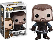 Pop Television 3.75 Inch Action Figure Game Of Thrones - Ned Stark #02