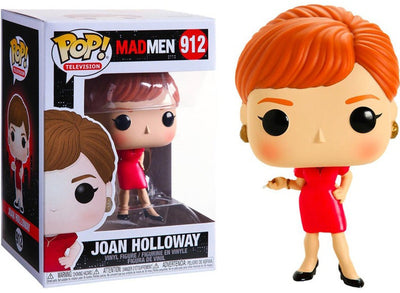 Pop Television 3.75 Inch Action Figure Mad Men - Joan Holloway #912