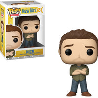 Pop Television New Girl 3.75 Inch Action Figure - Nick #651