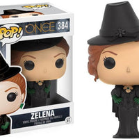 Pop Television 3.75 Inch Action Figure Once Upon A Time - Zelena #384
