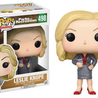 Pop Television 3.75 Inch Action Figure Parks and Recreation - Leslie Knope #498