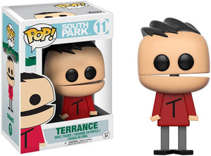 Pop Television South Parl 3.75 Inch Action Figure - Terrance #11
