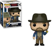 Pop Television 3.75 Inch Action Figure Stranger Things - Hopper #720