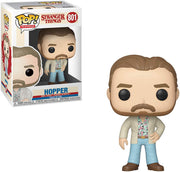 Pop Television 3.75 Inch Action Figure Stranger Things - Hopper Date Night #801