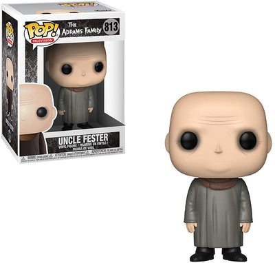 Pop Television 3.75 Inch Action Figure The Addams Family - Uncle Fester #813