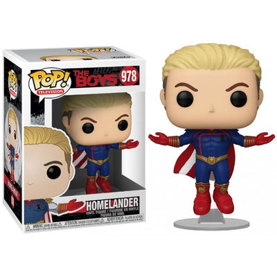 Pop Television The Boys 3.75 Inch Action Figure - Homelander #978