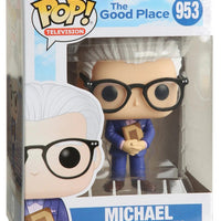 Pop Television 3.75 Inch Action Figure The Good Place - Michael #953