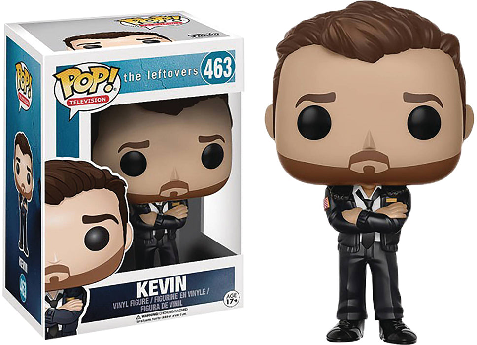 Pop Television The Leftovers 3.75 Inch Action Figure - Kevin #463