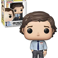 Pop Television 3.75 Inch Action Figure The Office - Jim Halpert #870