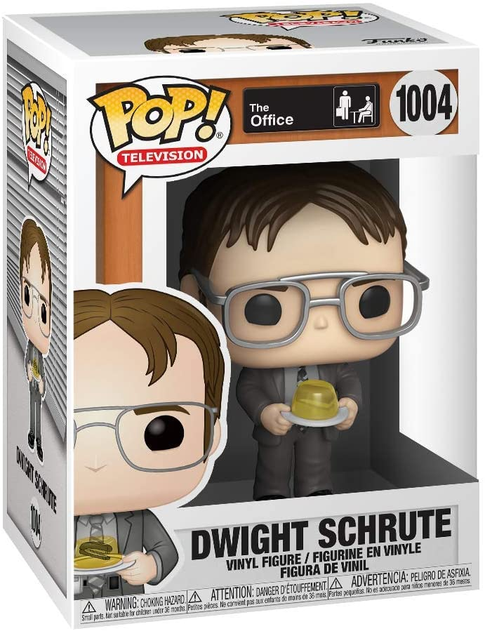 Pop Television The Office 3.75 Inch Action Figure - Dwight Schrute #1004