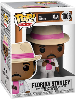 Pop Television The Office 3.75 Inch Action Figure - Florida Stanley #1006