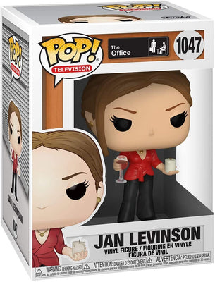 Pop Television The Office 3.75 Inch Action Figure - Jan Levinson #1047