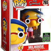 Pop Television 3.75 Inch Action Figure The Simpsons - Milhouse #765 Exclusive